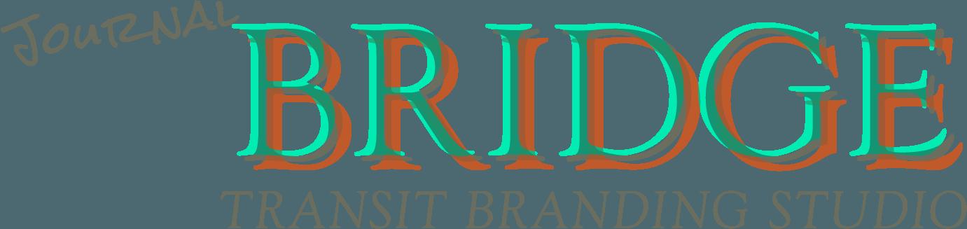 journal BRIDGE TRANSIT BRANDING STUDIO
