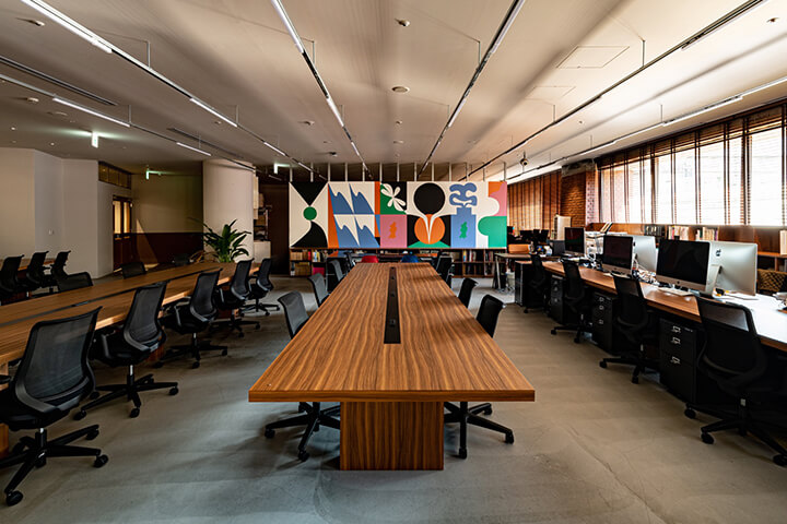 en transit general office inc ファッション 音楽 デザイン