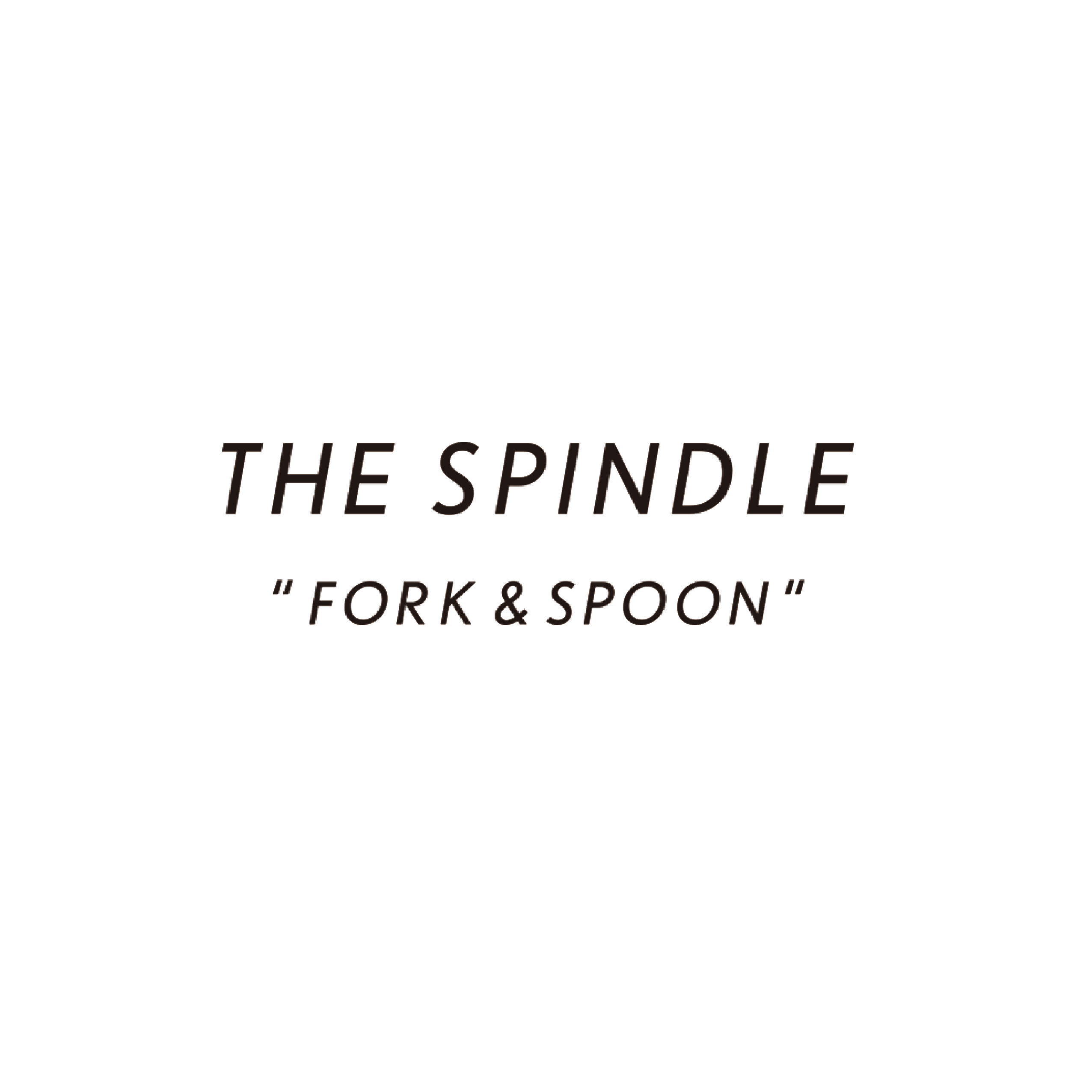 THE SPINDLE