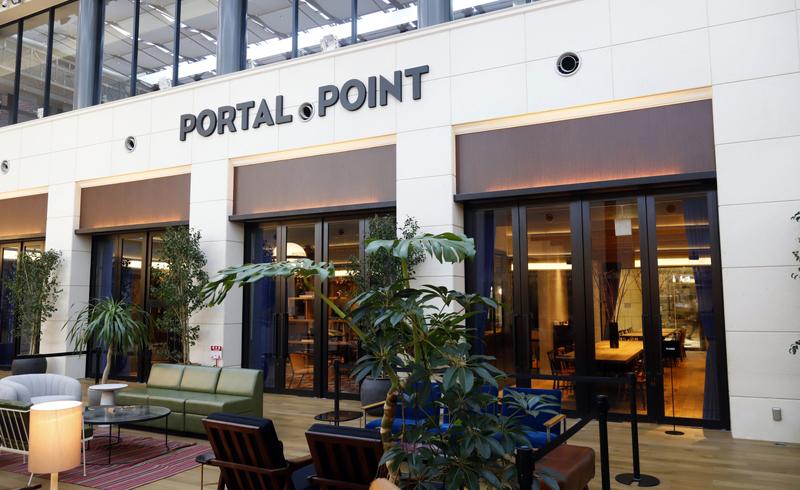 THE TEST KITCHEN@PORTAL POINT EBISU